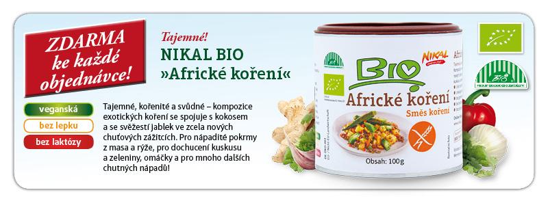 BIO Africké koření